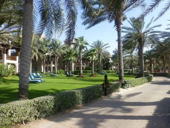 Jumeirah Dar Al Masyaf at Madinat Jumeirah: Gulf villas on beach front