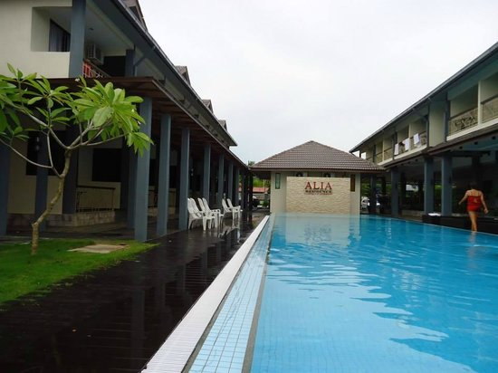 Alia Residence Business Resort : .