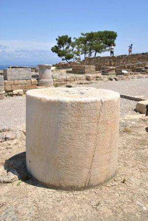 Ancient Kamiros: Old Kamiros
