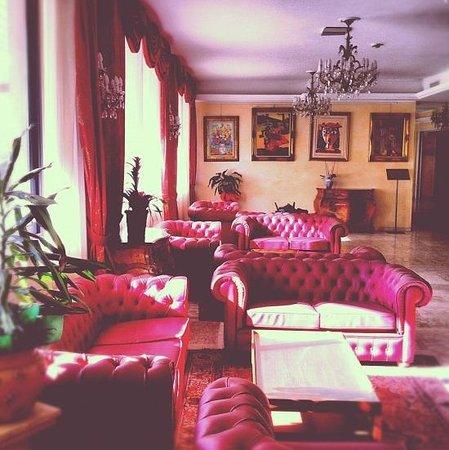 Grand Hotel Adriatico: hall