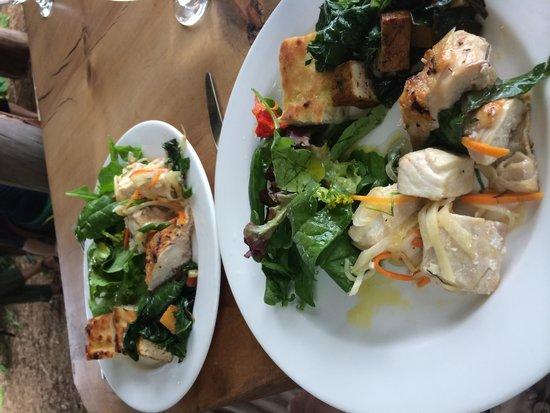 O'o Farm: Lunch