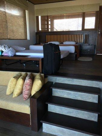 Laya Safari: Standard room
