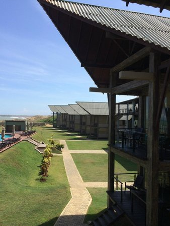 Laya Safari: hotel exterior