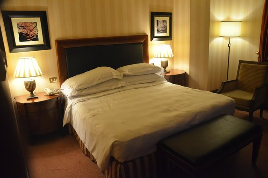 Hilton Molino Stucky Venice Hotel: Room