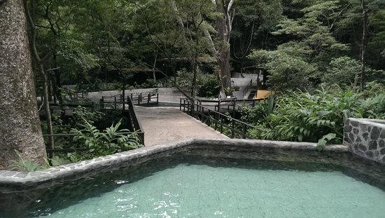 Buena Vista Lodge: Thermal  Waters