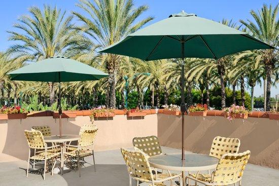 Kings Inn Anaheim: Sundeck