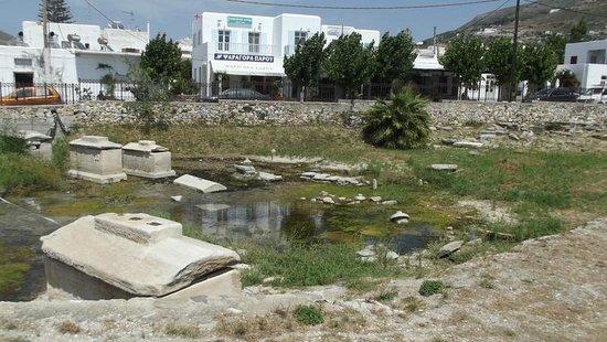 Paros Ancient Cemetery