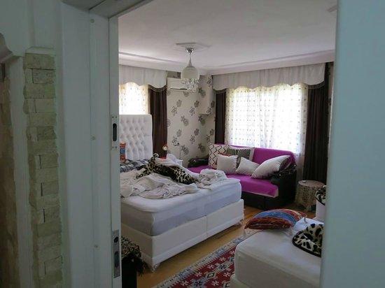 Sinter Terasse House Hotel: camera grande