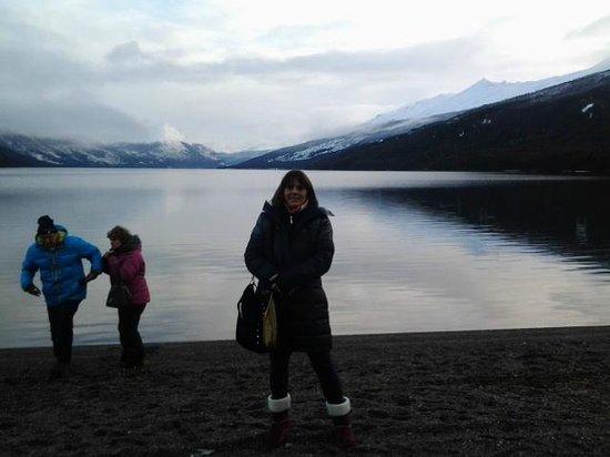 Lago Roca: un lago y su tranquilidad