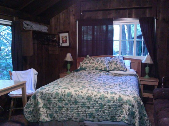Ripplewood Resort : comfy bed