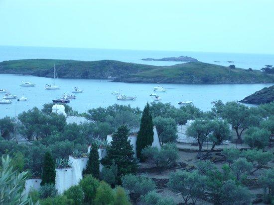 Hotel Calina : Vistas desde la habitacion