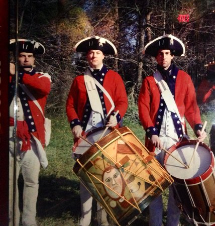 Guilford Courthouse National Military Park: Drum Corp
