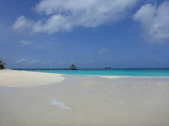 Reethi Beach Resort: Lagoon