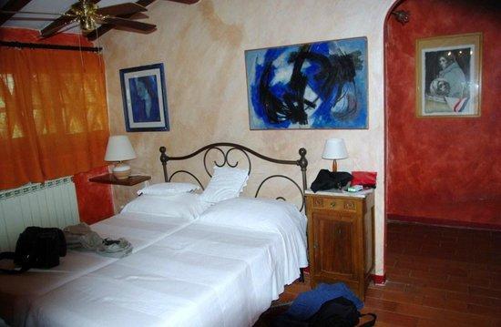 Casolare di Libbiano : Bedroom