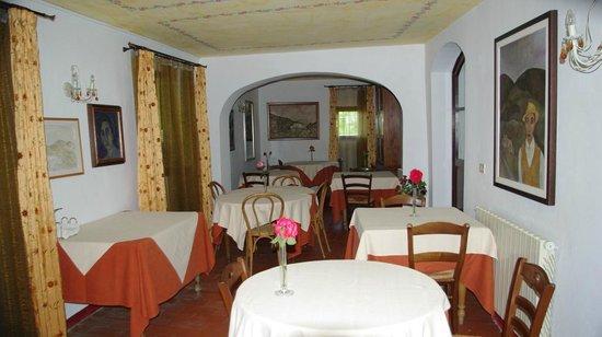 Casolare di Libbiano : Inside dining room