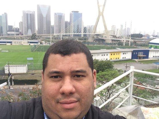 Novotel Sao Paulo Morumbi: Sao Paulo!