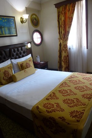 Oglakcioglu Park Boutique Hotel : Booked single room