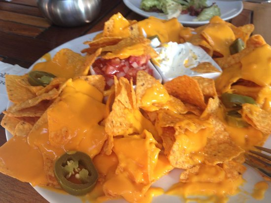 Molly Malone's: Sea of Nachos