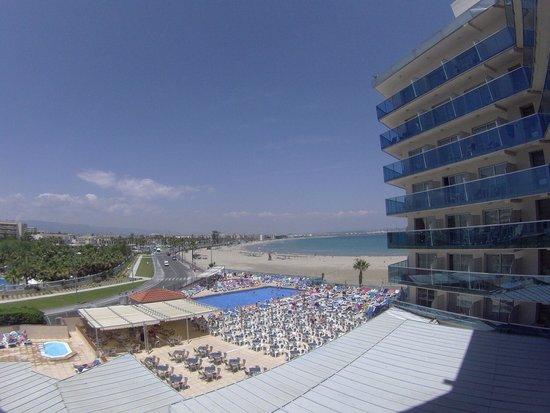 Golden Donaire Beach Hotel : Room 421
