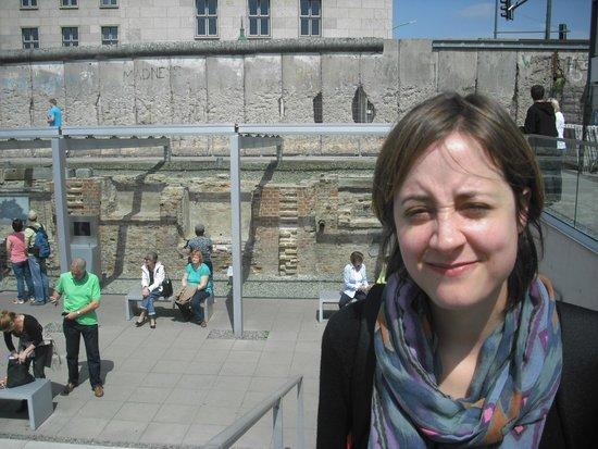 Sandemans New Europe: muro de berlin