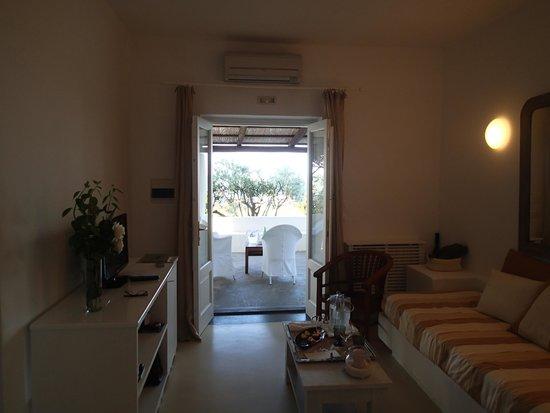 Capofaro Malvasia & Resort : room 19