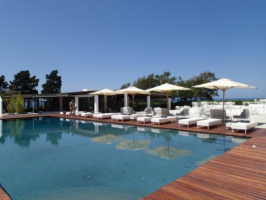 Capofaro Malvasia & Resort : pool