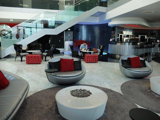 Myriad by SANA Hotels: Espace détente