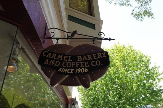 Carmel Bakery: Esterno