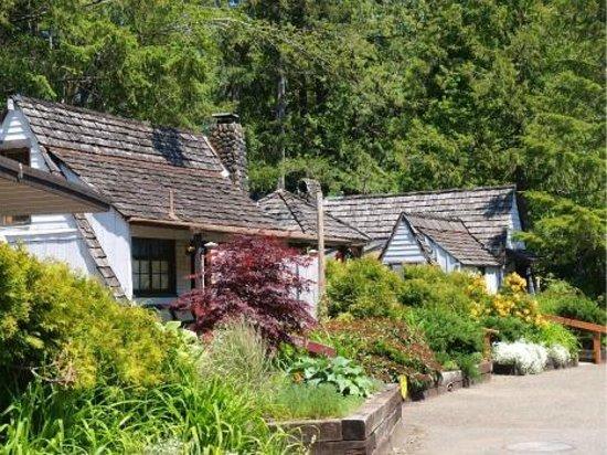 Robin Hood Village Resort: Maid Marian Cottage #1