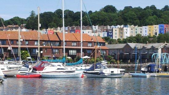 Bristol Ferry Boats: Marina