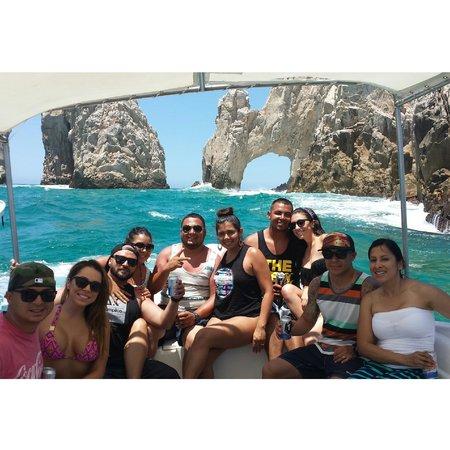 Playa Grande Resort: cabo at the arce.
