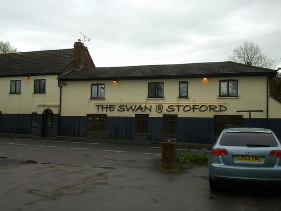 The Swan at Stoford: The Swan @ Stoford