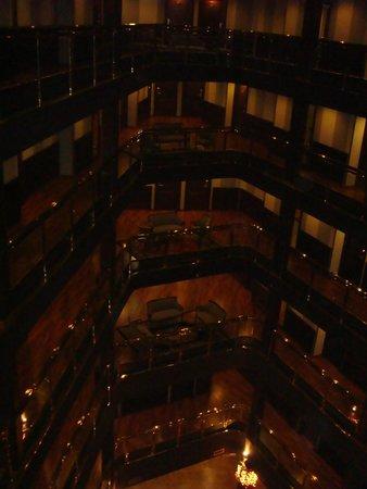 Hotel Plaza: Hall