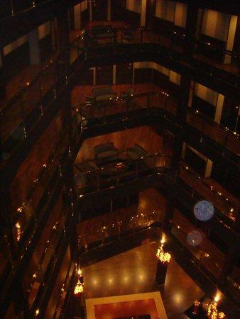 Hotel Plaza Andorra : Hall  plantas