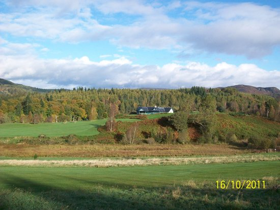 ‪Dunkeld and Birnam Golf Club‬