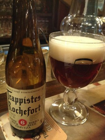Bier Central: My first, but not my last, Trappist beer