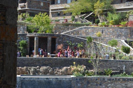 Ramada Udaipur Resort and Spa: Holy