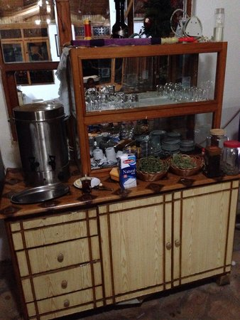 Kiyi Pansiyon: Tea& Coffea