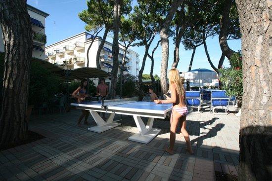 Hotel Excelsior Jesolo- colazione in terrazza - Picture of Hotel ...