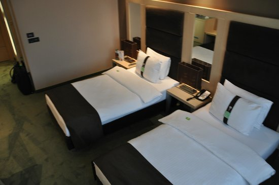 Holiday Inn Belgrade: beds