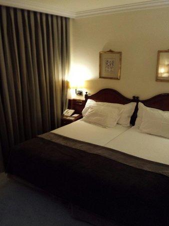 Silken Rio Hotel : Habitación