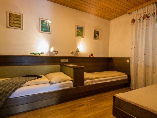 Kunstelj: Two bedroom apartment  - bedroom