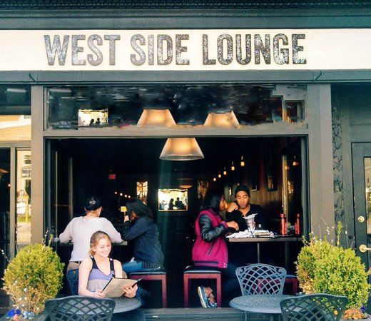 West Side Lounge: Front