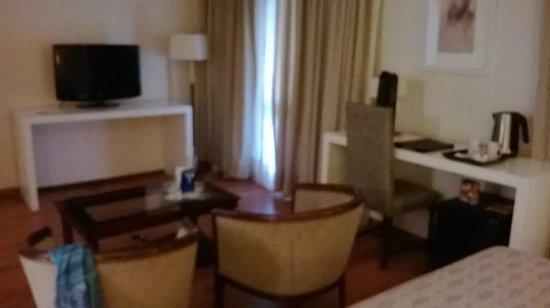 Huentala Hotel: DORMITORIO EN SUITE