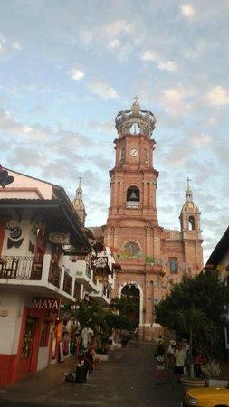 El Centro : Parroquia de Nuestra Sra. de Guadalupe