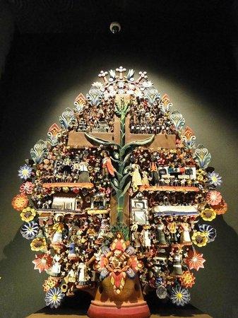 Museo Nacional de Antropología: Uma peça muito linda!