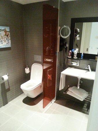 Vincci Bit: Bathroom
