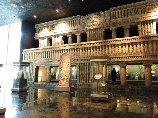 Musée national d'anthropologie de Mexico : Mais um pedaço da história tamanho real!