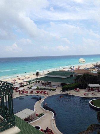 Sandos Cancun Lifestyle Resort: вид из номера