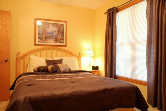 Graystone Cottages: Lofty Cottage bedroom